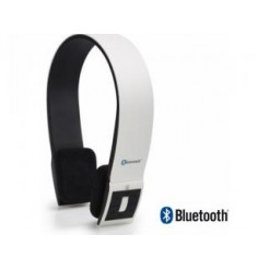 Audiosonic HP-1640 Bluetooth Hoofdtelefoon Wit