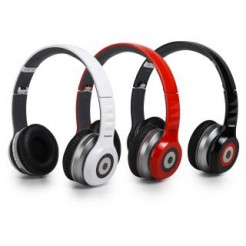 Audiosonic HP16 Bluetooth Hoofdtelefoon Wit