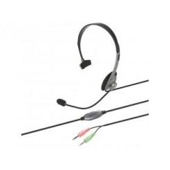 Bandridge Bhs510 Voip Headset 1.8 M