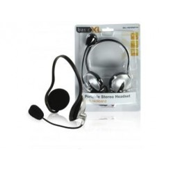 Basicxl Bxl-headset10 Draagbare Stereo Headset
