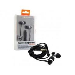 Canyon Cna-sep02b Stereo Hoofdtelefoon met Microfoon Zwart