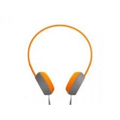 Coloud 143405 Hoofdtelefoon On Ear Knock Oranje/Grijs