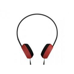 Coloud 143404 Hoofdtelefoon On Ear Knock Rood/Zwart