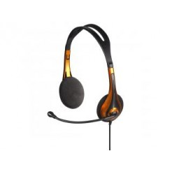 Hama 51621 PC Hoofdtelefoon HS250 Goud