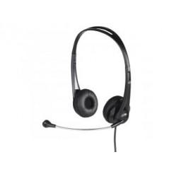 Hama 53963 PC Hoofdtelefoon HS260 Zwart