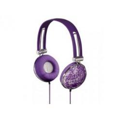 Hama 00093044 Hoofdtelefoon Purple