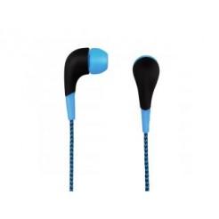Hama 00093065 Stereo Hoofdtelefoon In-Ear Neon Blauw