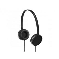 Hama 00093080 Stereo Hoofdtelefoon Joy Slim Zwart