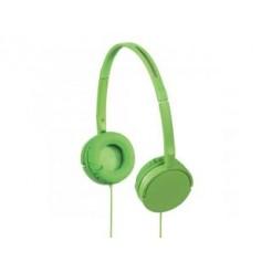Hama 00093082 Stereo Hoofdtelefoon Joy Slim Groen