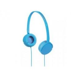 Hama 00093083 Stereo Hoofdtelefoon Joy Slim Blauw