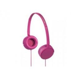 Hama 00093084 Stereo Hoofdtelefoon Joy Slim Roze
