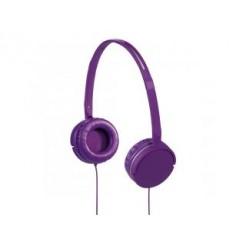 Hama 00093085 Stereo Hoofdtelefoon Joy Slim Paars