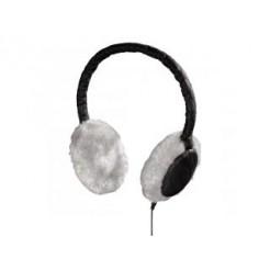 Hama 115986 Hoofdtelefoon Quilted Met Microfoon Zwart