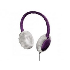 Hama 115987 Hoofdtelefoon Quilted Met Microfoon Paars