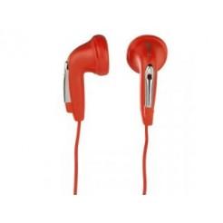 Hama 00122720 Hoofdtelefoon In-Ear Rood