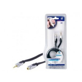 Hq Hqss2423/1.5 Hoge Kwaliteit Audio Verleng Kabel 1,50 M