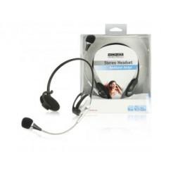 König Cmp-headset100 Nekband Stereo Headset