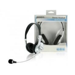 König Cmp-headset110 Lichtgewicht Stereo Headset