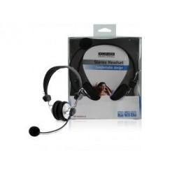 König Cmp-headset120 Comfortabele Stereo Headset