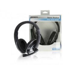 König Cmp-headset130 Gesloten Stereo Headset