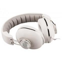 König CSHSOVE200WH Over-ear Headset Wit