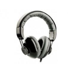 König CSHSOVE200BL Over-ear Headset Zwart