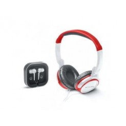 Muse M-200CFW Hoofdtelefoon met In-Ear Oortjes