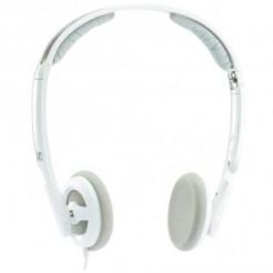Sennheiser PX 100 II wit - Mini-Hoofdtelefoon