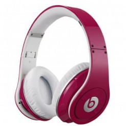 Beats by Dr. Dre Studio Roze - Lifestyle Hoofdtelefoon met afst. bed.