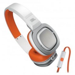JBL J55iwo Orange - On-Ear hoofdtelefoon met Afstandsbed.
