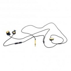 Marshall Minor FX Zwart - In-Ear-hoofdtelefoon met Apple Afst.bed.