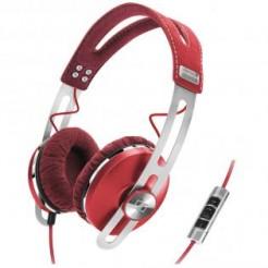Sennheiser MOMENTUM On-Ear Rood - On-Ear hoofdtelefoon