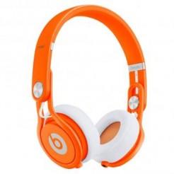 Beats by Dr. Dre MIXR Neon Orange - Lifestyle hoofdtelefoon