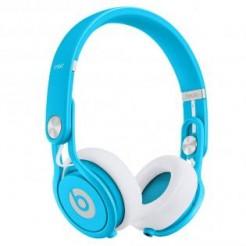 Beats by Dr. Dre MIXR Neon Blue - Lifestyle Hoofdtelefoon
