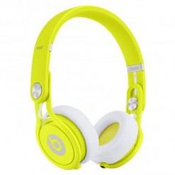 Beats by Dr. Dre Mixr Neon Geel - by David Guetta