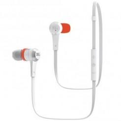JBL J46BT Wit - In-Ear-hoofdtelefoon met Bluetooth