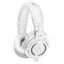 Audio-Technica ATH-M50xWH Wit - Premium-Studiomonitorhoofdtelefoon