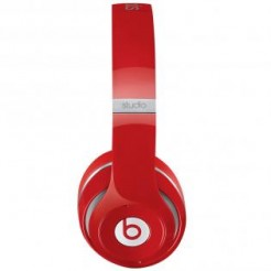 Beats by Dr. Dre Studio Wireless Rood - draadloos, Noise Cancelling, Accu