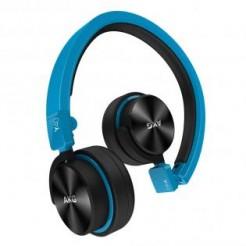 AKG Y 40 blauw - On-ear mini hoofdtelefoon
