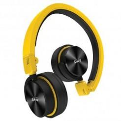 AKG Y 40 geel - On-ear mini hoofdtelefoon
