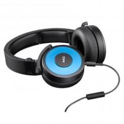 AKG Y 55 blauw - Opvouwbare hoofdtelefoon