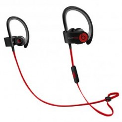 Beats by Dr. Dre Powerbeats² Zwart - Bluetooth Oorbeugelhoofdtelefoon