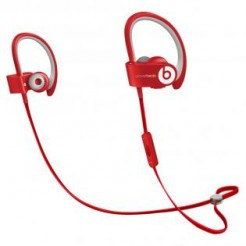 Beats by Dr. Dre Powerbeats² Rood - Bluetooth Oorbeugelhoofdtelefoon