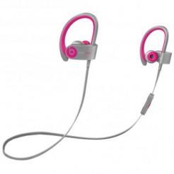Beats by Dr. Dre Powerbeats² Roze/Grijs - Bluetooth Oorbeugelhoofdtelefoon