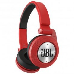 JBL Synchros E40BT rood - On-Ear bluetooth hoofdtelefoon