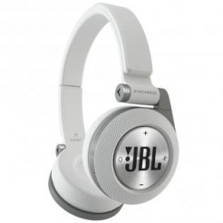 JBL Synchros E40BT wit - On-Ear bluetooth hoofdtelefoon