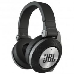 JBL Synchros E50BT black - Over-Ear bluetooth hoofdtelefoon