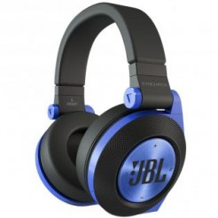 JBL Synchros E50BT blauw - Over-Ear hoofdtelefoon Bluetooth