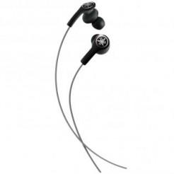 Yamaha EPH-M200 black - in-ears met comfortabele pasvorm