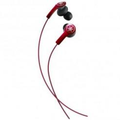 Yamaha EPH-M200 red - in-ears met comfortabele pasvorm